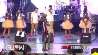 getlinkyoutube.com-Tye Tribett (Live) @ GLOW Fest Trinidad 2015
