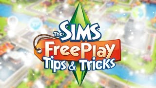 getlinkyoutube.com-The Sims FreePlay | Tips & Tricks!