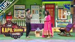 Kapil welcomes Navjot Kaur Sidhu to the show - The Kapil Sharma Show -Episode 21 - 2nd July 2016