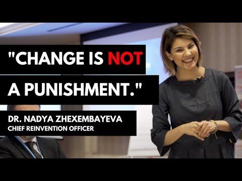 Dr. Nadya Zhexembayeva