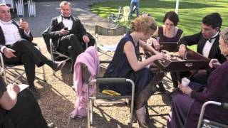 getlinkyoutube.com-Downton Abbey - Behind the scenes ♡