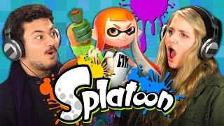 getlinkyoutube.com-SPLATOON (Teens React: Gaming)