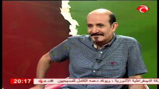 getlinkyoutube.com-الحلقة السادسة والعشرون برنامج بين كاظم وباسم ضيف الحلقة الفنان ناهي مهدي