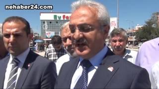 Cumhurbaşkanı Adayı Recep Tayyip Erdoğan için destek istediler