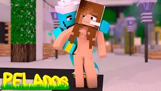 getlinkyoutube.com-Minecraft: PELADOS! - #45 O BEIJO VERDADEIRO!