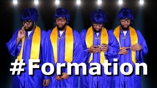 getlinkyoutube.com-The Starrkeisha Choir - Formation! @TheKingOfWeird #BeyHive