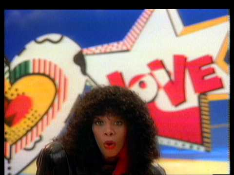 TOPPOP: Donna Summer - Love Is In Control