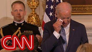 getlinkyoutube.com-Obama's surprise brings Joe Biden to tears (Full speech)