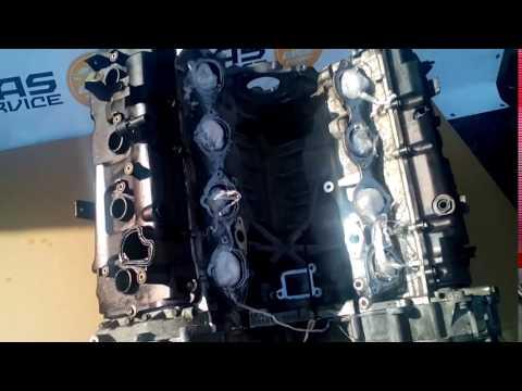 Контрактный двигатель VK56-DE NISSAN 5.6 2006-10