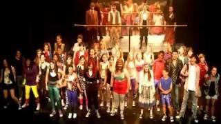getlinkyoutube.com-I Pray I Make P.A. / Hard Work - FAME: The Musical - C.A.T.S. Mainstage