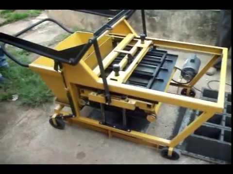 máquina de blocos USIMAK