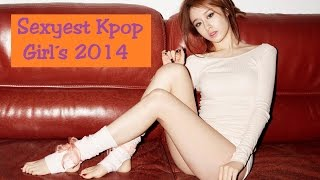 getlinkyoutube.com-TOP 10 Sexiest/Hottest Kpop Girl's 2014   voted by Fans