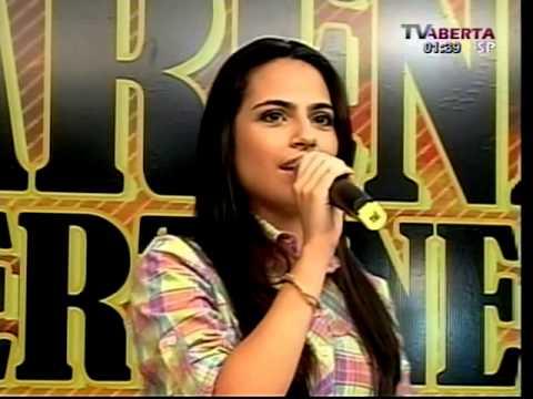 Bailarinas do programa Arena Sertaneja da TV Aberta De São Paulo ( Bruna Garcia filha do Donizeti )