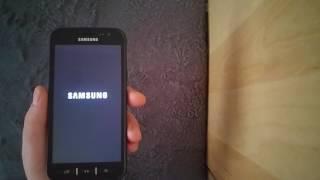 Samsung Xcover 4 Hard reset / Locked screen unlock