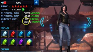 "getlinkyoutube.com-Marvel Future Fight - First Look ""New Hero"" 6- Star Jessica Jones"
