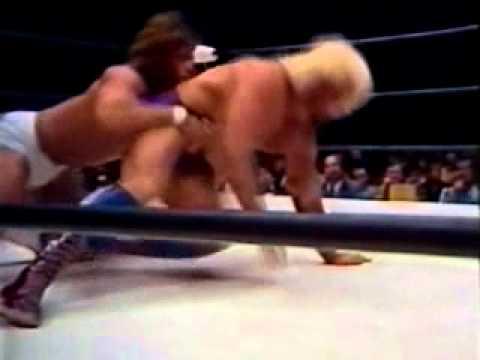 Ric Flair Vs Kerry Von Erich (Hawaii - 10-12-85) (NWA World Title) pt.1.wmv
