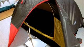 getlinkyoutube.com-ソロキャンプを楽しもう。テント紹介②