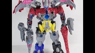 Power Rangers movie battle zord Megazord figure review