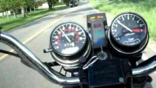 getlinkyoutube.com-HHO Powered Motorcycle Test Results 3, 4, & 5 from Westcoast Exterminator