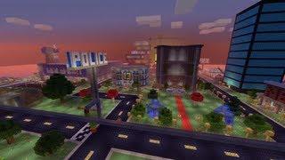 Minecraft Xbox - Walmart - Earl Of Locksley's World Tour - Part 1