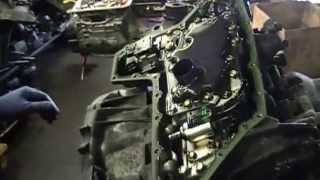 getlinkyoutube.com-Nissan Murano CVT Transmission Repair Part 1