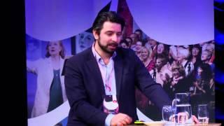 Västerbotten på Grand 2014: Emanuel Dohi om kreativa ekosystem