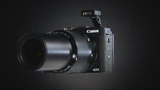 Canon G3 X: superzoom 24-600mm con sensore da 1 pollice - TVtech