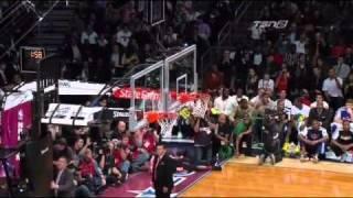 2011 NBA Slam Dunk Contest part 2 of 5