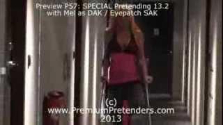 getlinkyoutube.com-Preview P57: SPECIAL Pretending 12.2 with Melanie