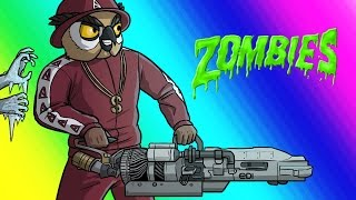 Infinite Warfare Zombies - Spaceland Easter Egg Fail (Funny Moments)