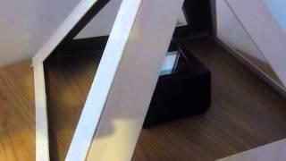 getlinkyoutube.com-Pyramid Energy Experiment