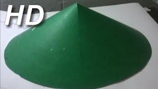 getlinkyoutube.com-Chapéu Chinês Oval (elipse) - Traçados de Caldeiraria