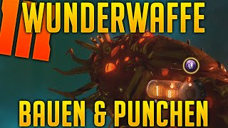 getlinkyoutube.com-Call of Duty: Black Ops 3 Zombies - WUNDERWAFFE BAUEN & PUNCHEN- SHADOWS OF EVIL