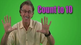 getlinkyoutube.com-Count to 10 | Counting to 10 | Count to 10 With Our Friends | Brain Breaks | Jack Hartmann