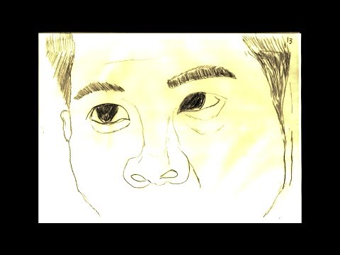 Jet Lee Vs Wu Shu Master Rotoscoped