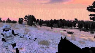 getlinkyoutube.com-ARMA 2 HD: Stormtroopers vs Predators.