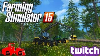 getlinkyoutube.com-Farming Simulator 15: Lots of Loggers!