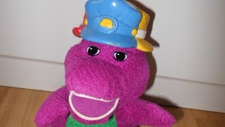 getlinkyoutube.com-Barney find his hat