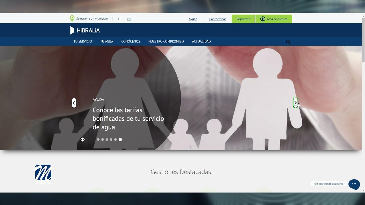 Hidralia lanza un nuevo servicio de Atención al Cliente a través de WhatsApp