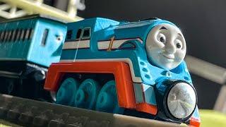 getlinkyoutube.com-STREAMLINING! | - MULTILANGUAGE - The Great Race Song Remake | Thomas & Friends