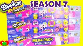 getlinkyoutube.com-Shopkins Season 7 Mega Packs