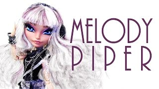 getlinkyoutube.com-Melody Piper Doll Repaint [EVER AFTER HIGH]