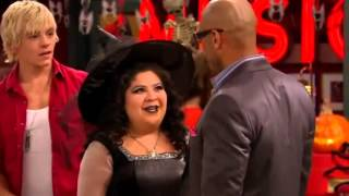 getlinkyoutube.com-Austin & Ally - Costumes and Courage
