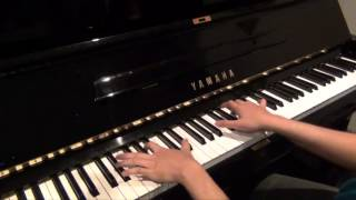 getlinkyoutube.com-Coldplay - Hymn For The Weekend (piano cover)