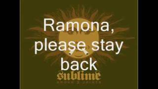 getlinkyoutube.com-Sublime- Waiting For My Ruca lyrics