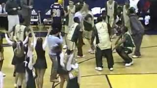 getlinkyoutube.com-高校バスケ レブロン ジェームズ 高校時代の生プレー