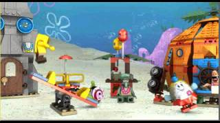 getlinkyoutube.com-LEGO SpongeBob SquarePants A Party Begins Part 2 Trailer