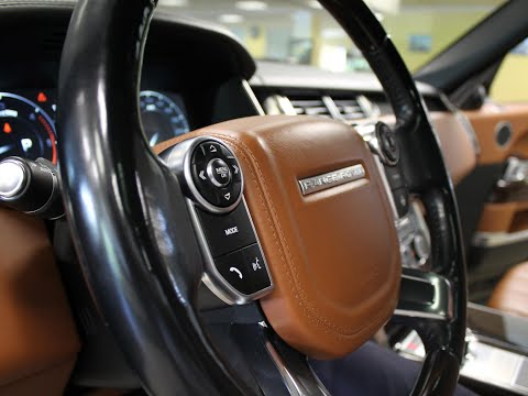 LAND ROVER RANGE ROVER IV 2015г AUTOBIOGRAPHY LONG 4,4D AT 4WD