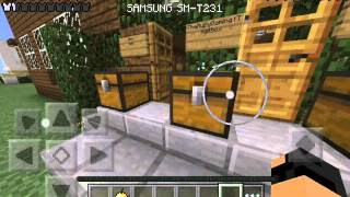 getlinkyoutube.com-Minecraft Skill School: A thief!!!