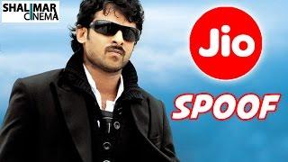 JIO V/S Other Networks    Billa Spoof    Prabhas    Shalimarcinema